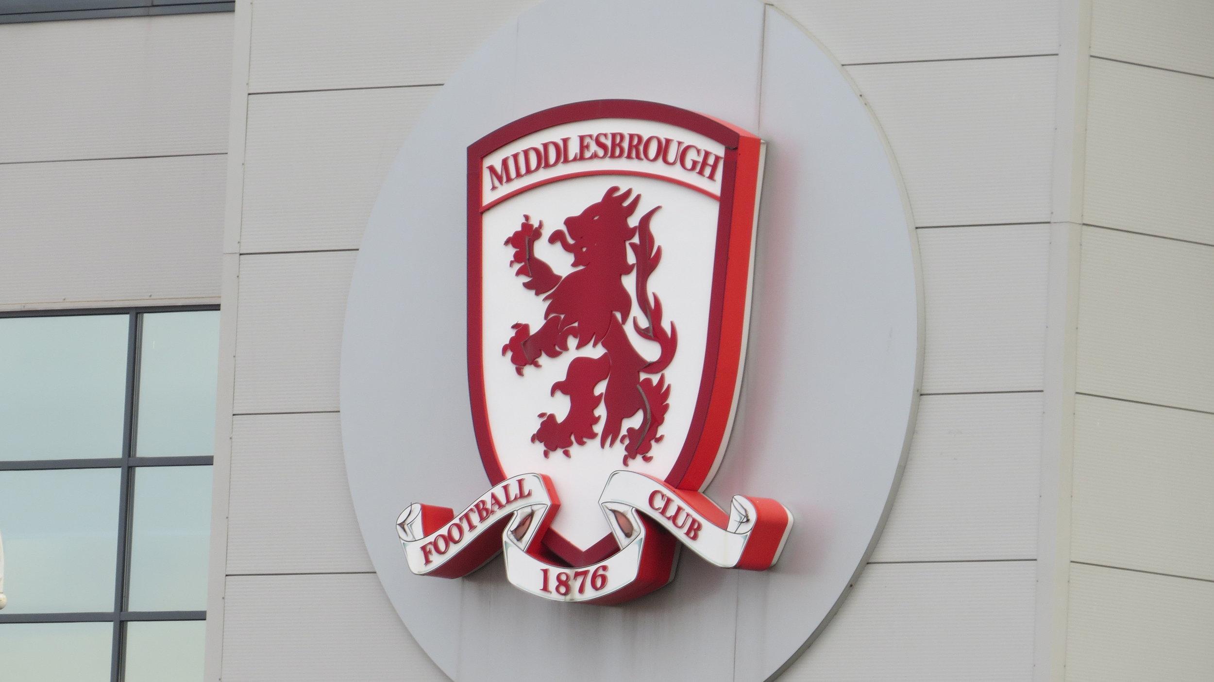 Middlesbrough Football Ground