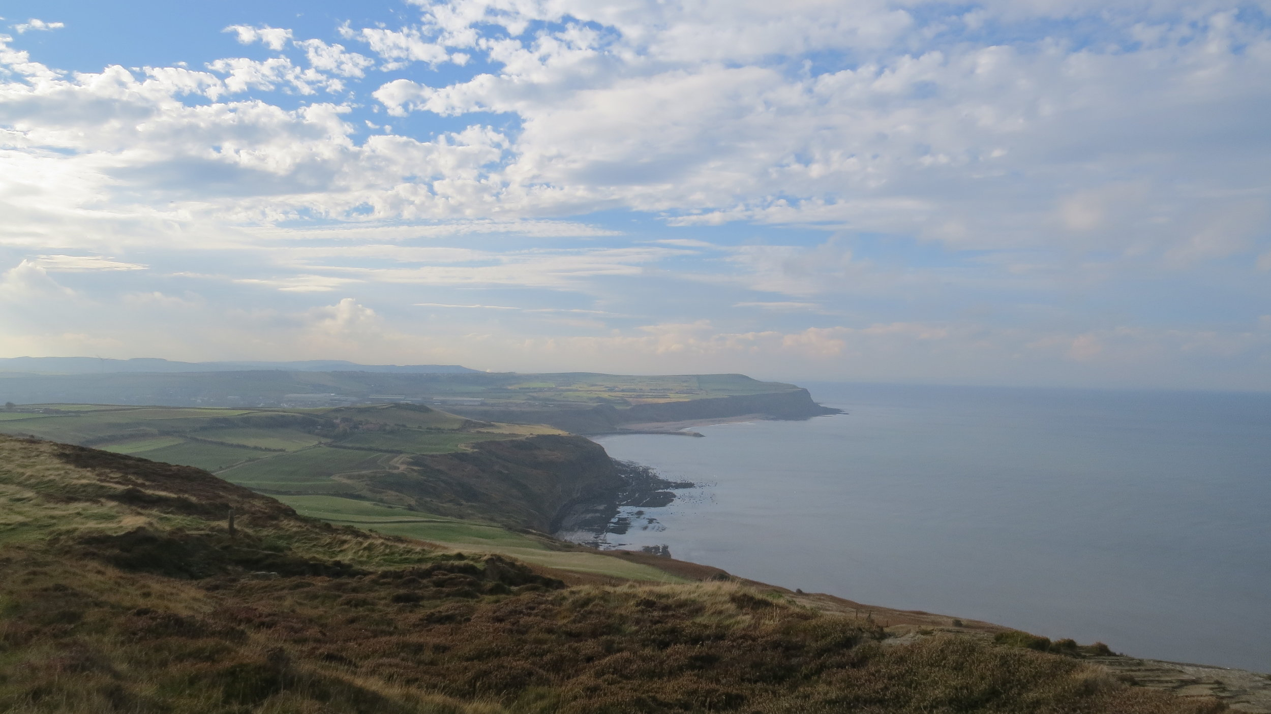 View from Highest Point on East Coast (well a few hundred meters away)