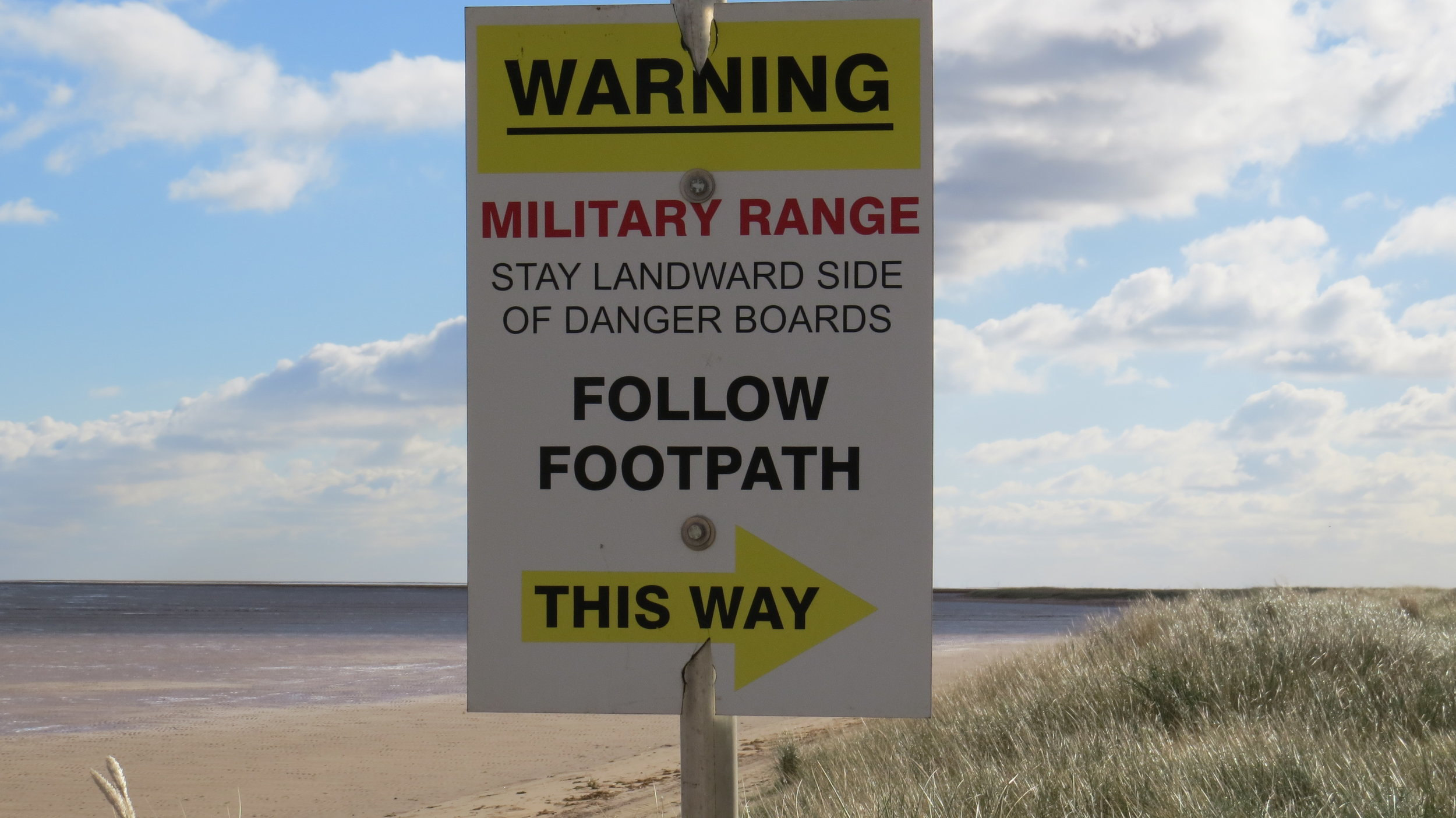 An Unexpected Footpath