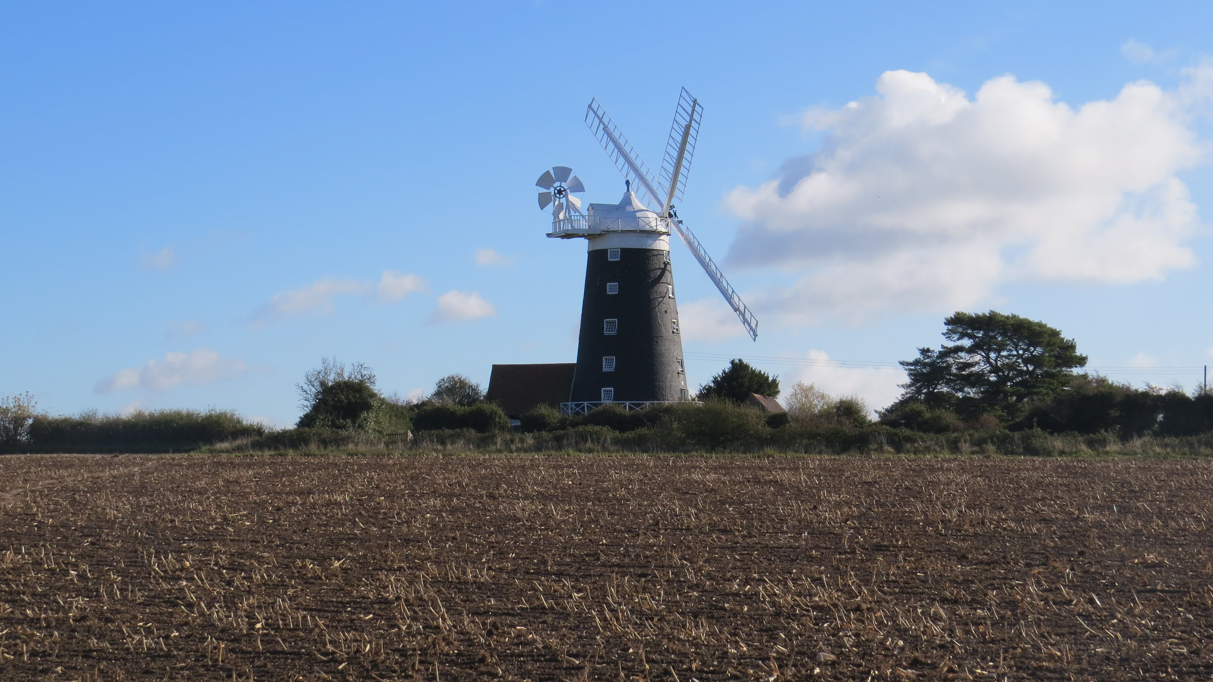 Burnham Overy Mill II