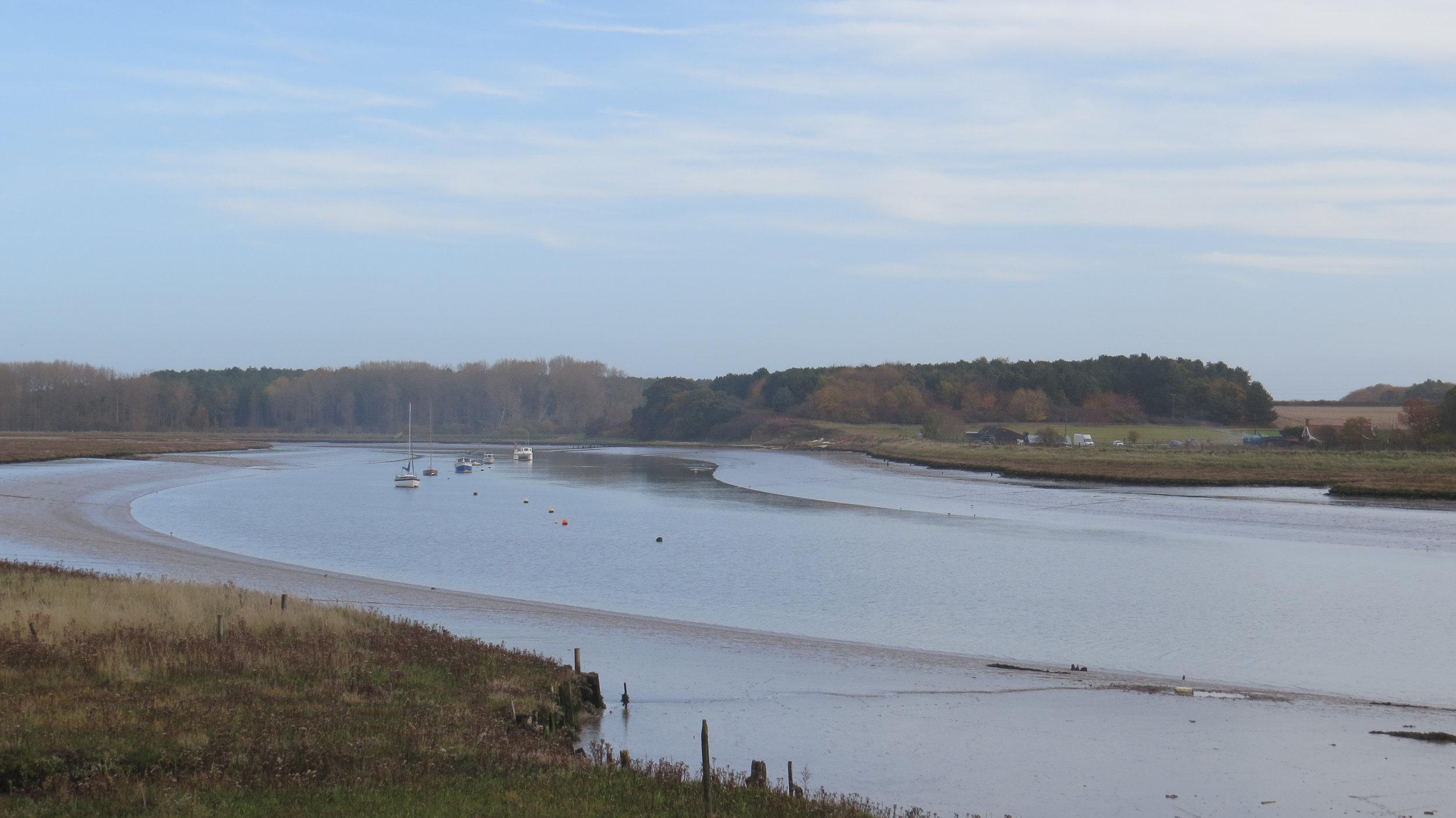 Butley River