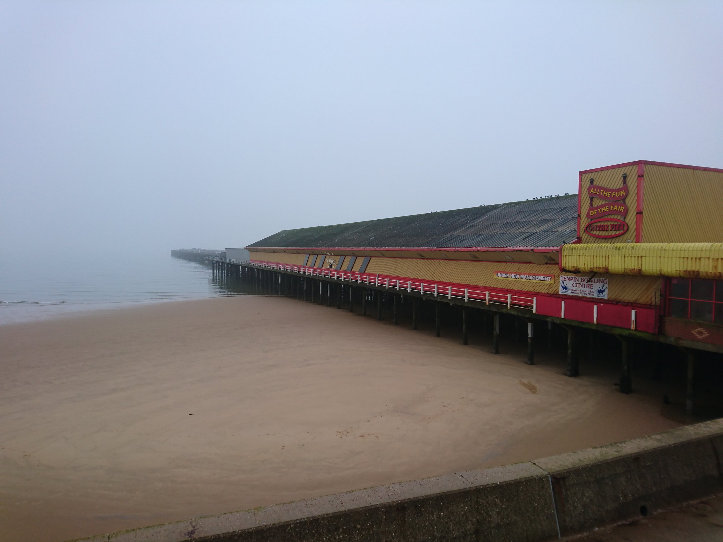 New Walton Pier