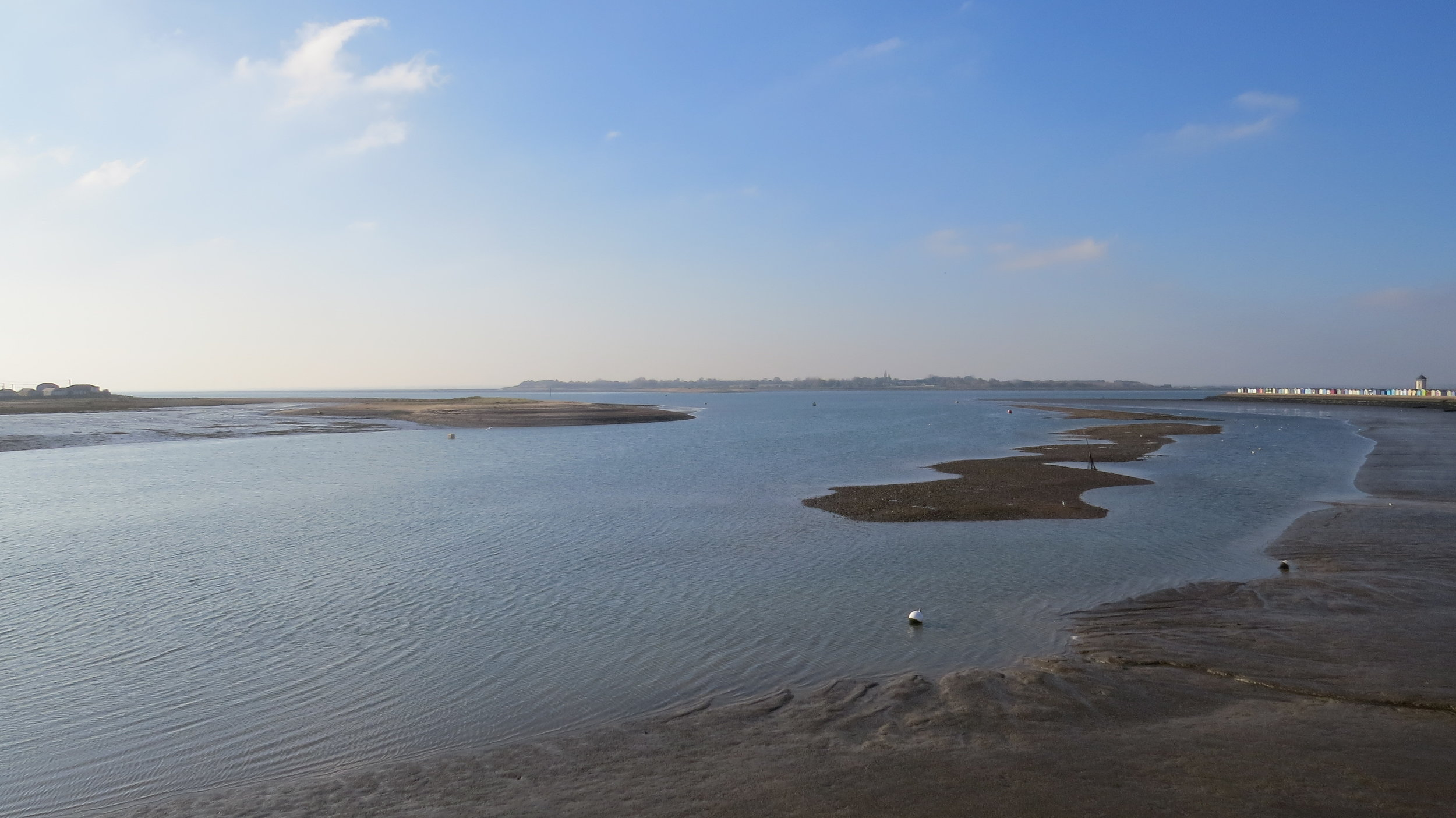 View from Brightlingsea