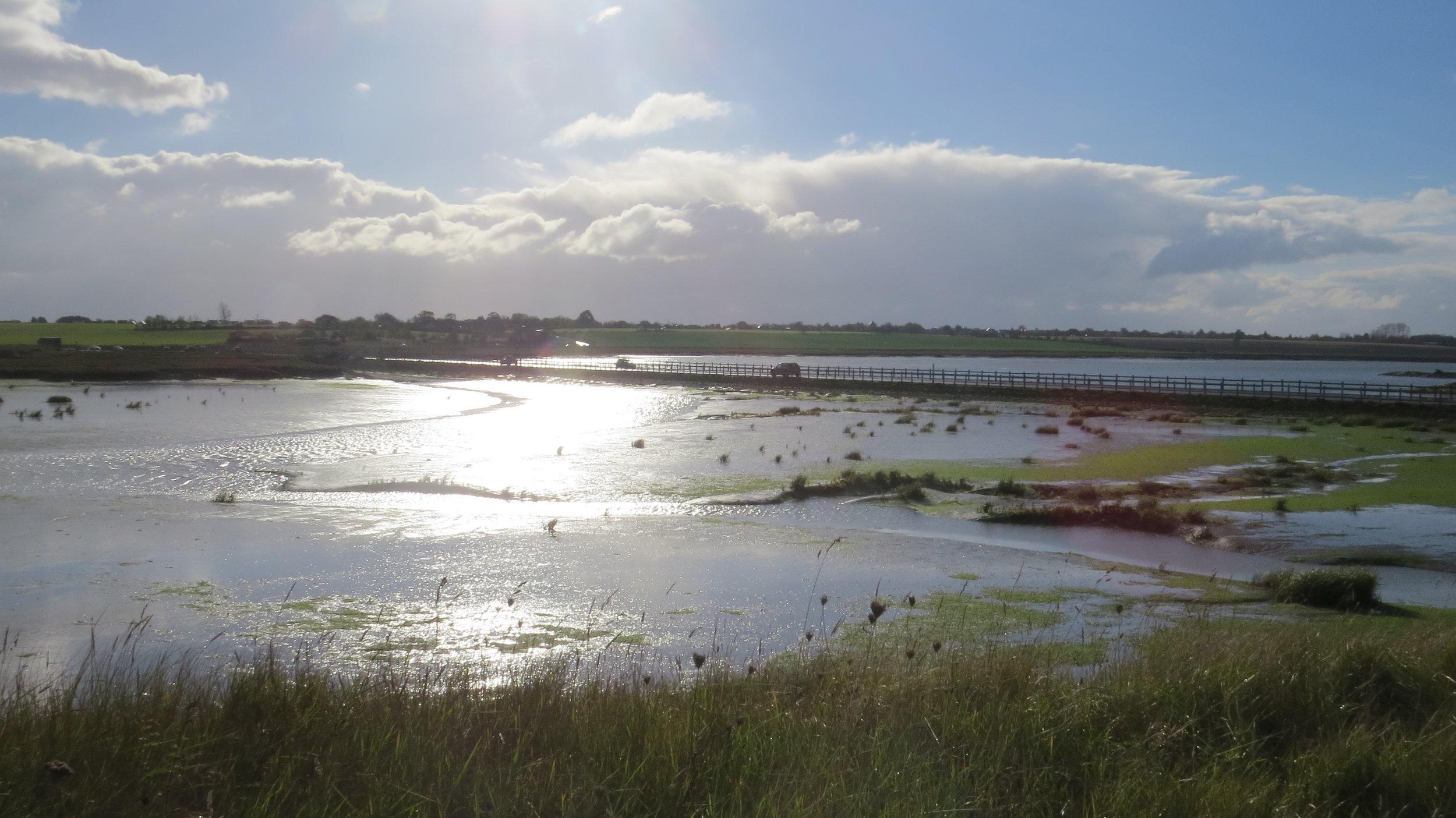 Mersea Island Causeway