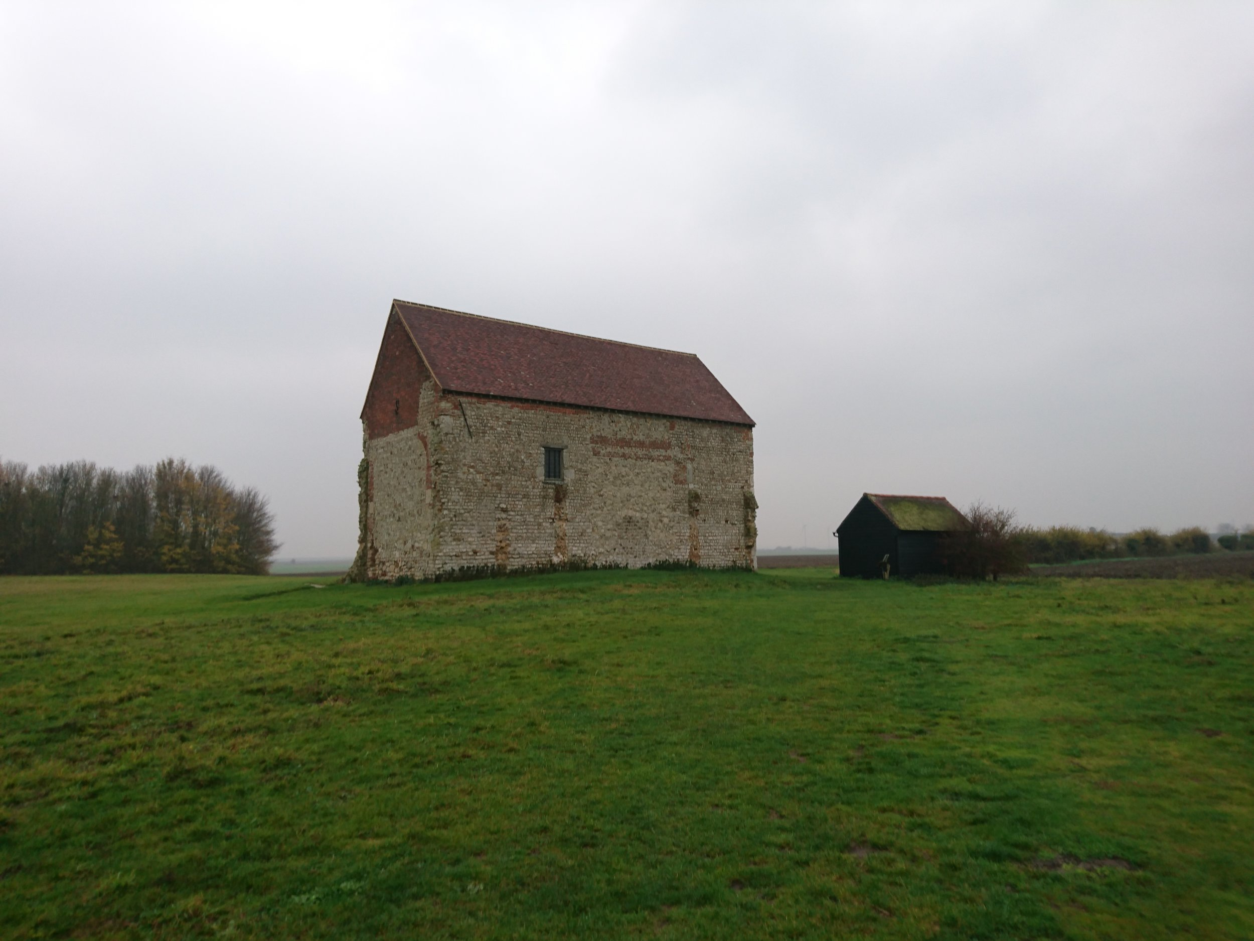 Chapel of St Peter on the Wall