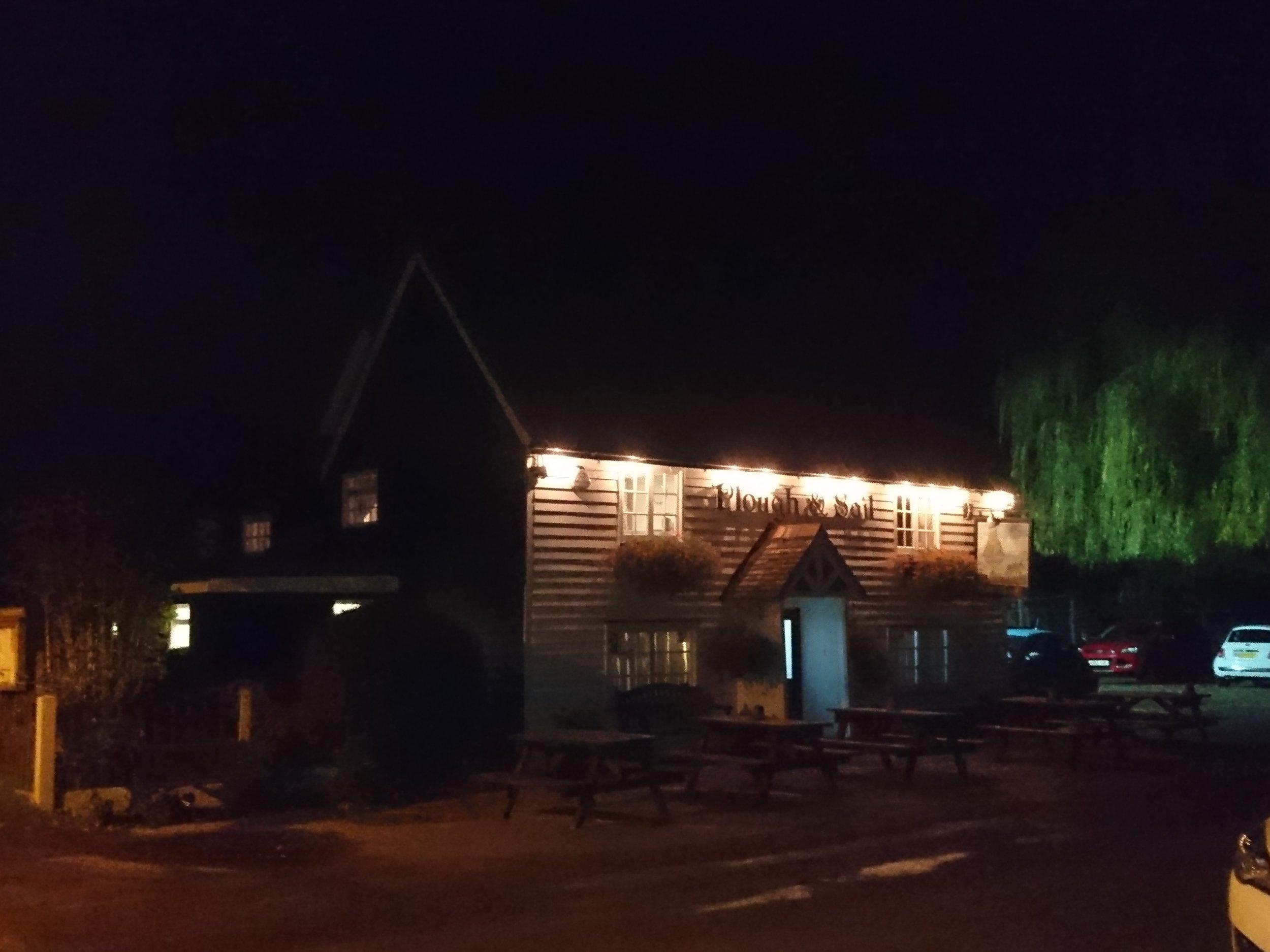 The Plough & Sail Pub