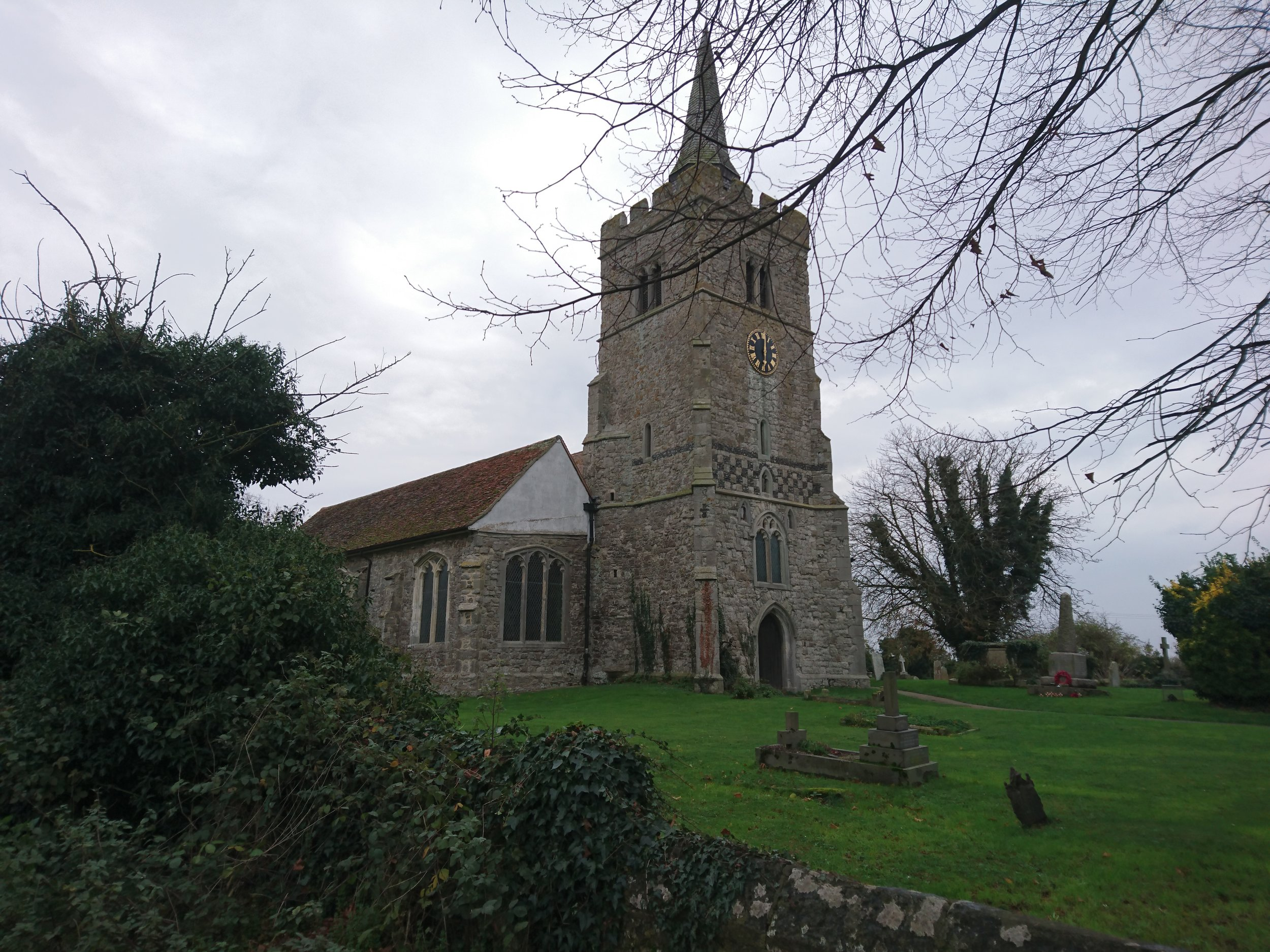 Barling Church