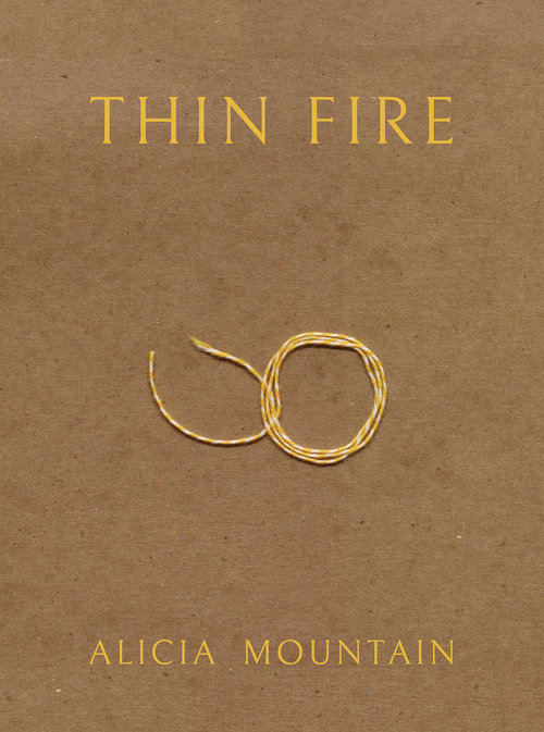 Download a FREE pdf of  Thin Fire  from BOAAT Press.
