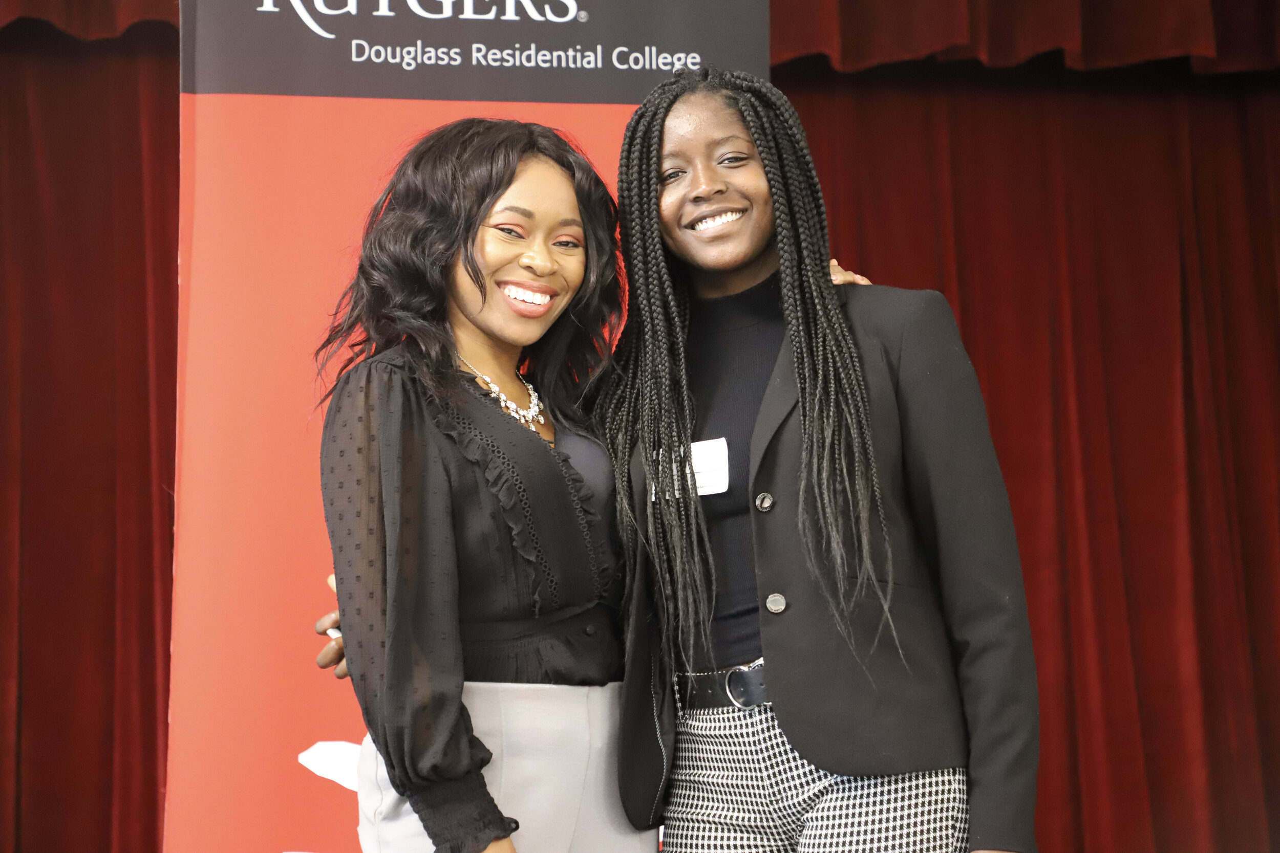 me with raffle winner_at Rutgers U_BOLD Conference.jpg