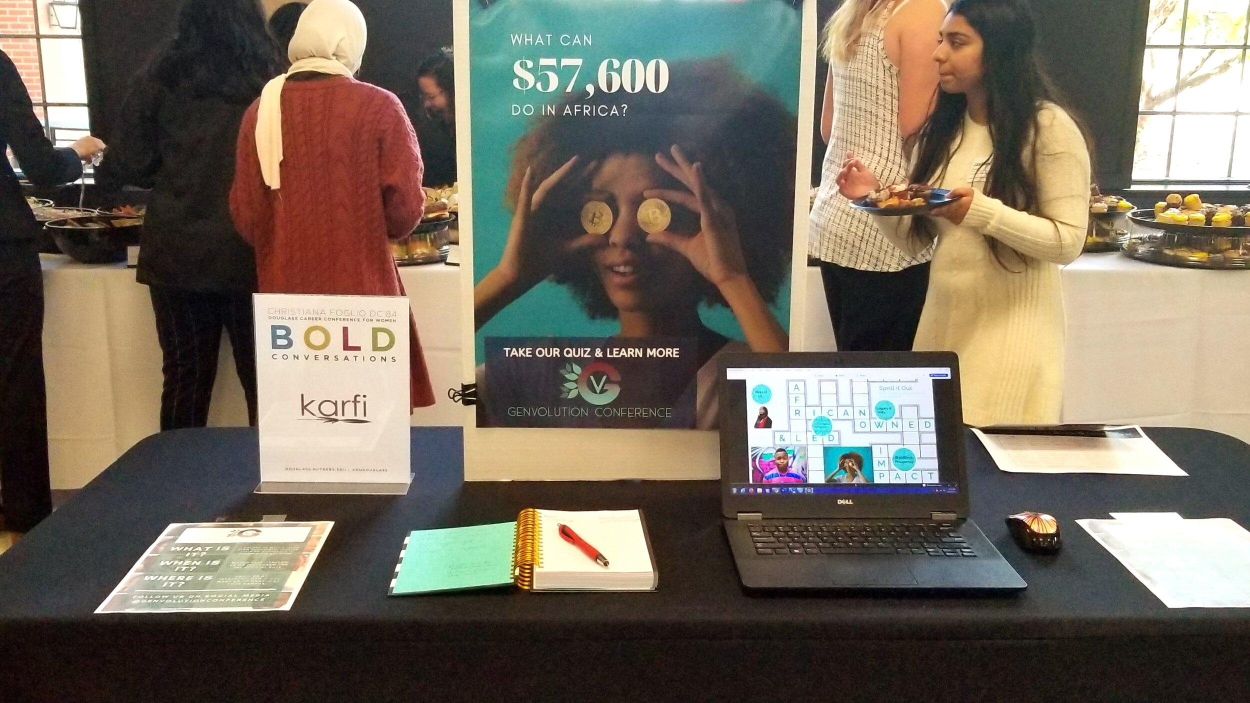 table display_Rutgers U GenVolution.jpg
