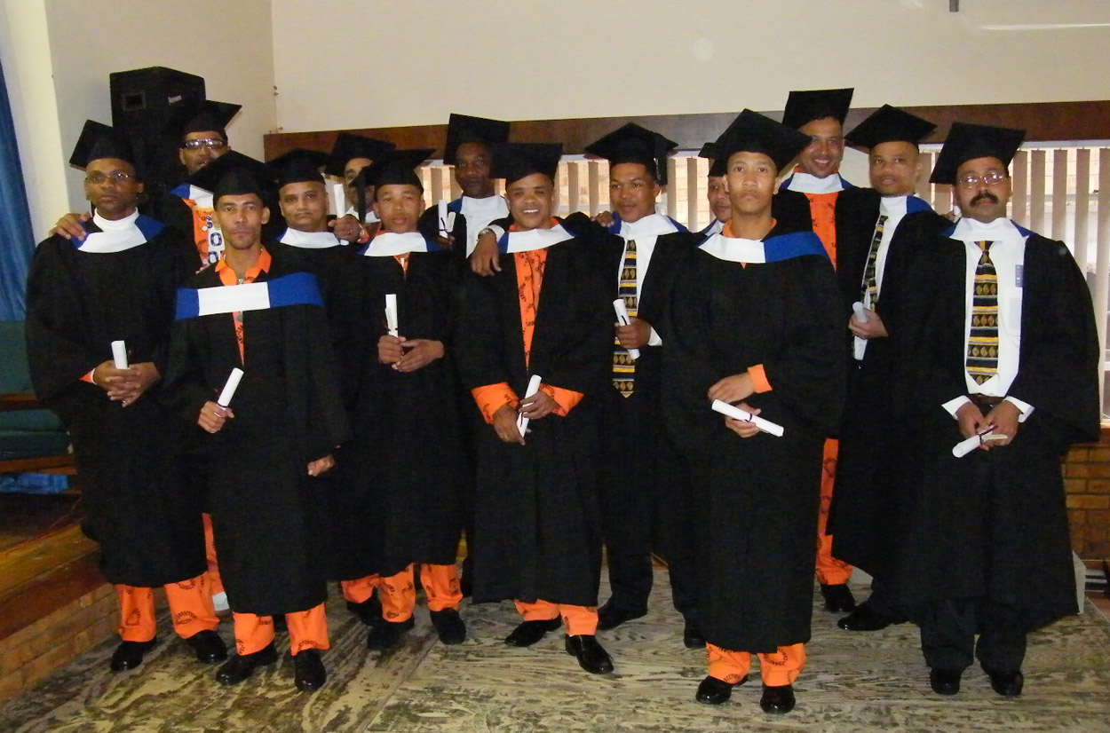 Worcester, South Africa Graduation