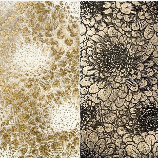 We're excited to introduce Peony decorative tile! The Peony pattern from Artistic Tile is etched on marble through the Italian AquaForte technique