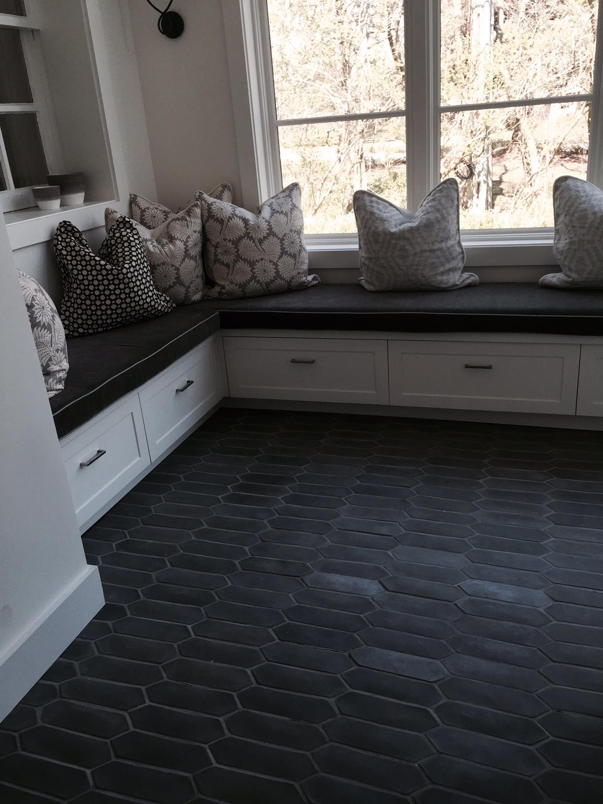 Concrete Tile Encaustic Cement In The