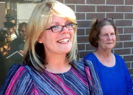 Kristine Bunch is exonerated after 16 years in prison