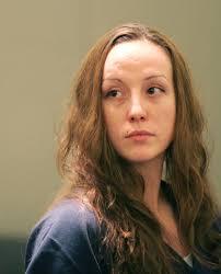 Kirstin Lobato in her first murder trial