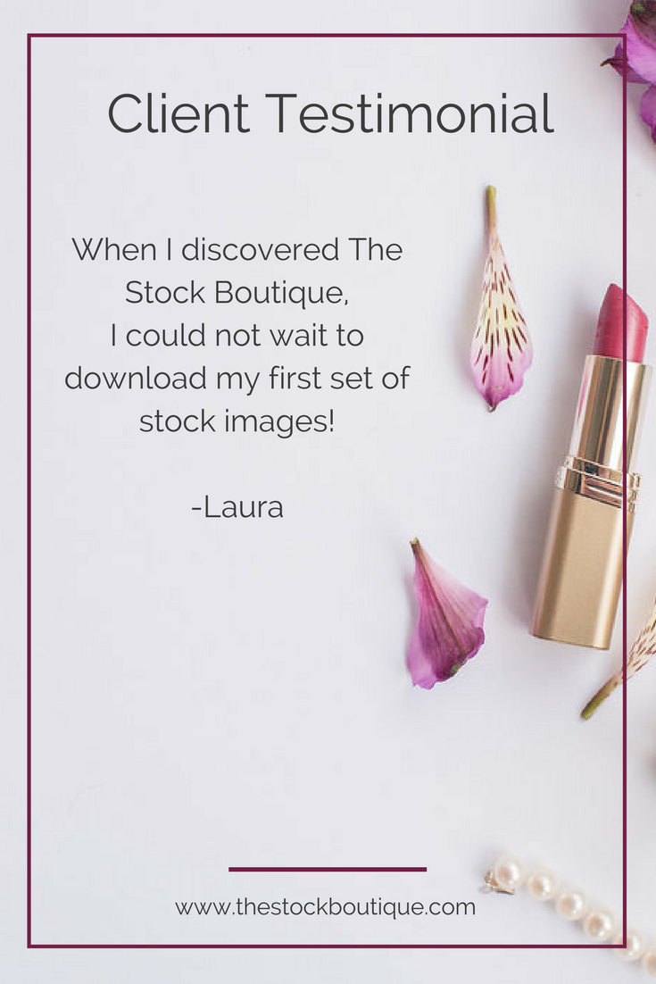 Today we are excited to be sharing FIVE ways that you can customize stock photography for your business and brand! www.thestockboutique.com