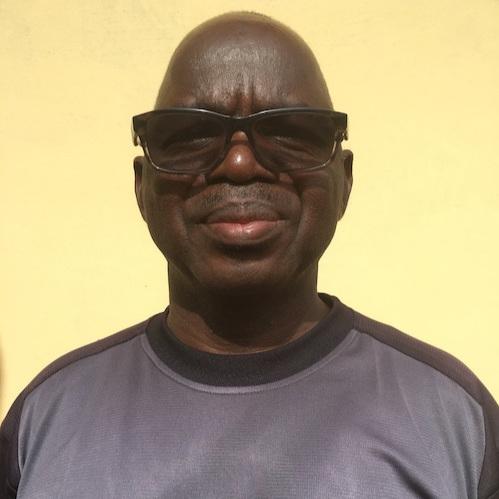 Richard Suu-Ire, Univ. of Ghana - Ghana
