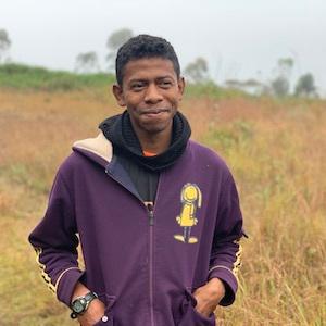 Angelo Andrianiaina, Graduate Student, Univ. of Antananarivo - Madagascar