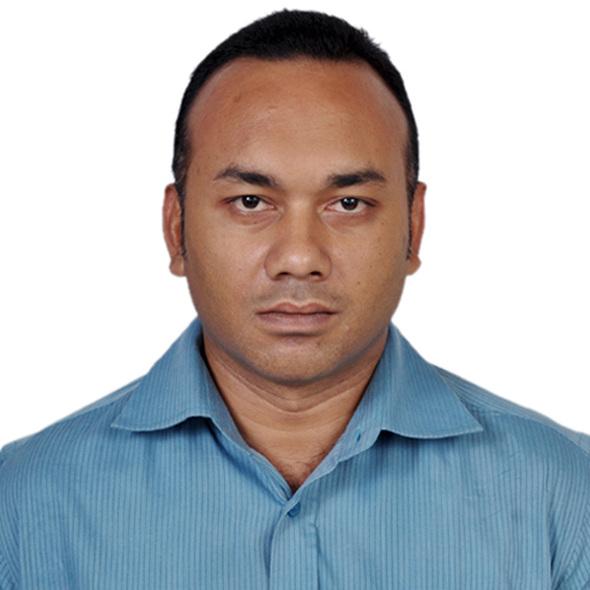 Ausraful Islam, Researcher, icddr,b - Bangladesh