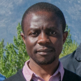 Kwe Claude Yinda, Postdoc, Rocky Mountain Labs, MT - USA/Cameroon