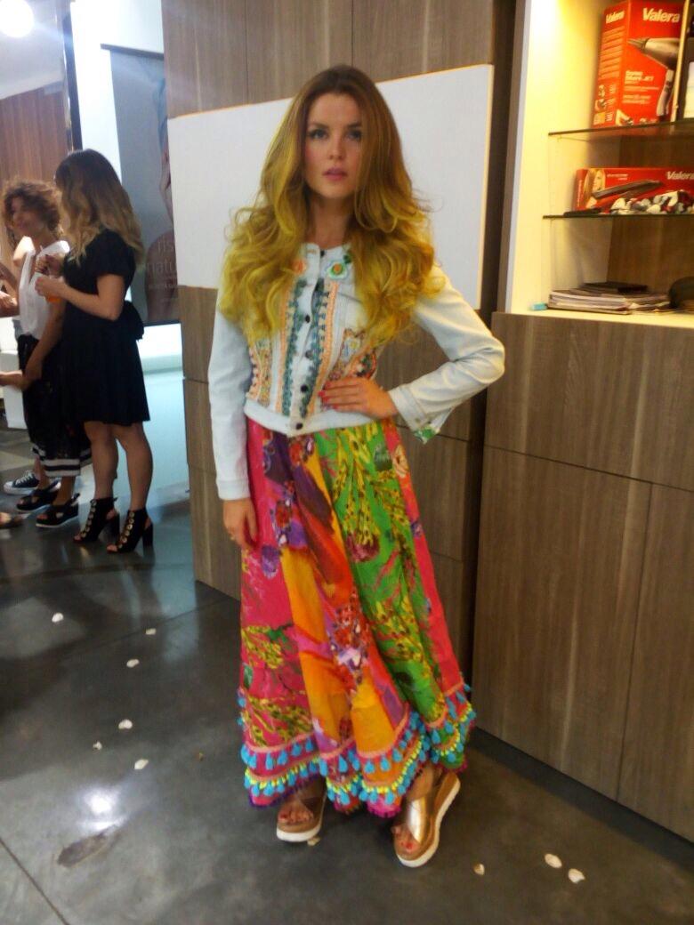 Hair show / Fashion show Martina Franca ITALY