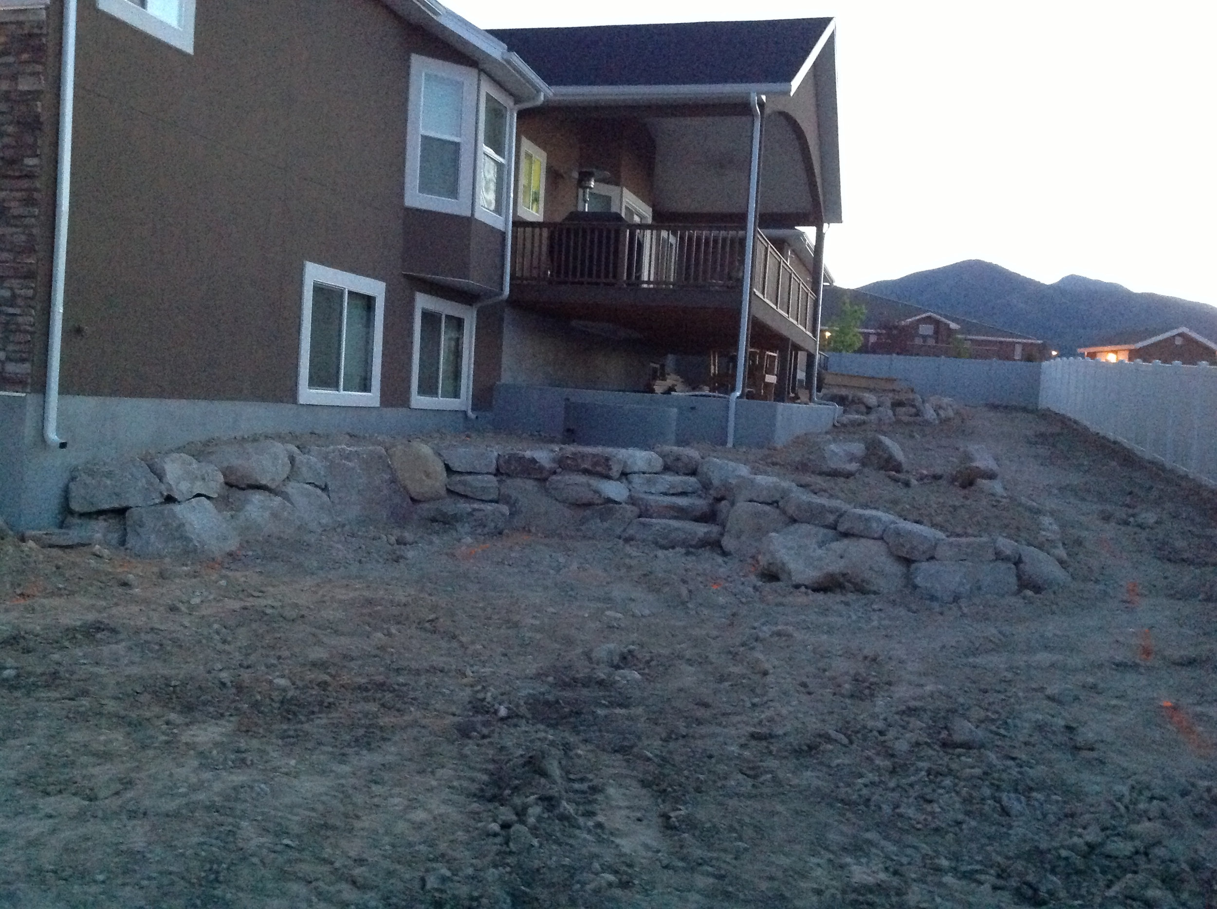Rock Stairways - Stairways in either cut or natural rocks.