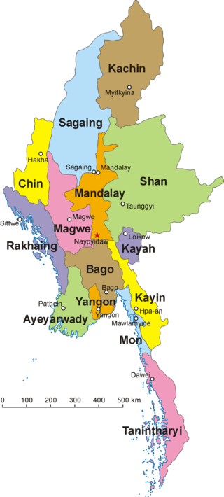 Burma: at a glance - The diverse country is home to 134 recognized ethnic groups, a majority of whom speak their own dialect and maintain autonomous cultures. Struggles for power and influence between groups has led to massive displacement throughout history, pre- and post- British colonization.