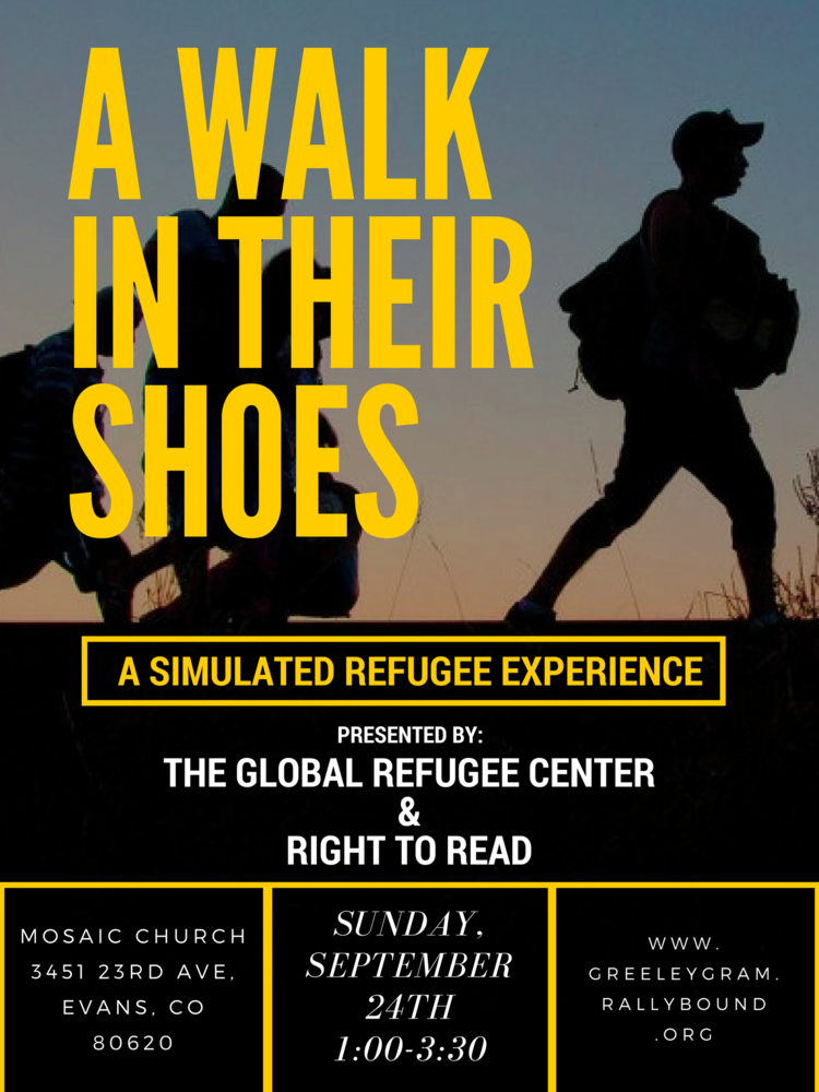 A Walk In Their Shoes 2017