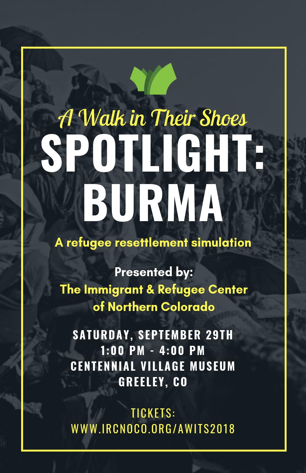 Spotlight: Burma
