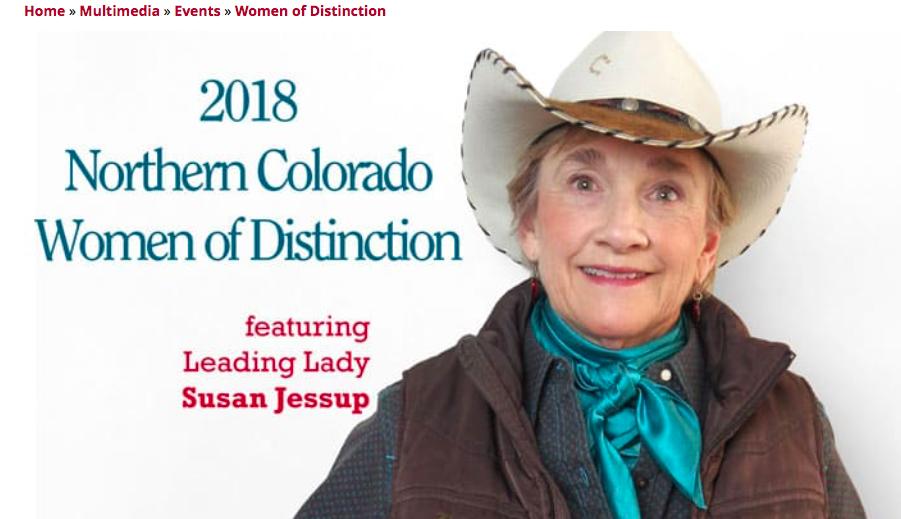 Women of Distinction Award for Lisa Taylor