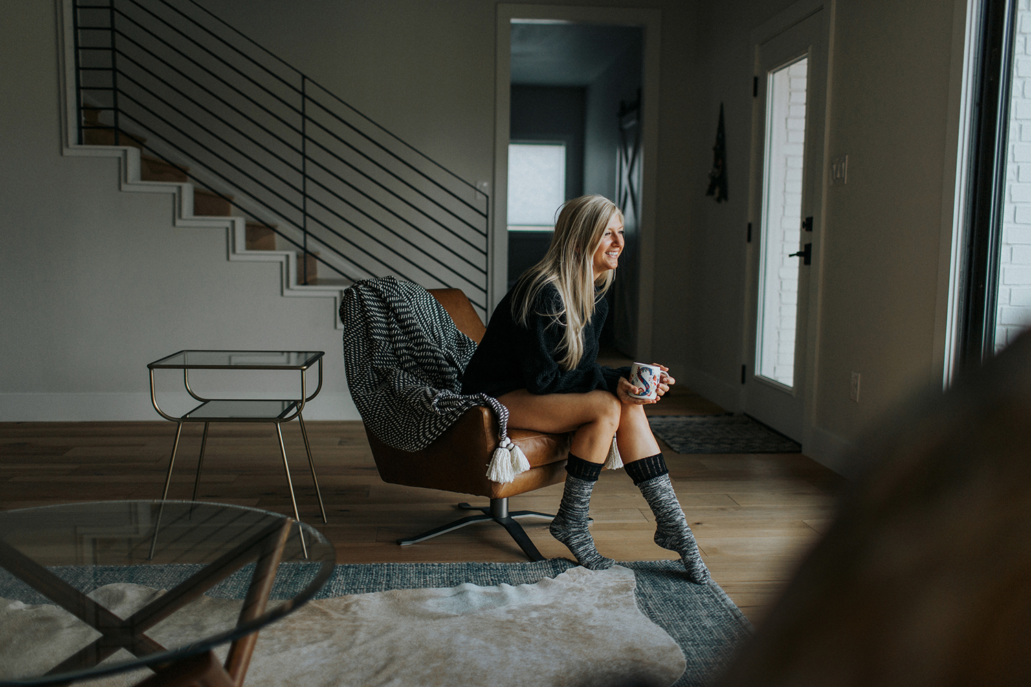 In home intimate lifestyle photographer