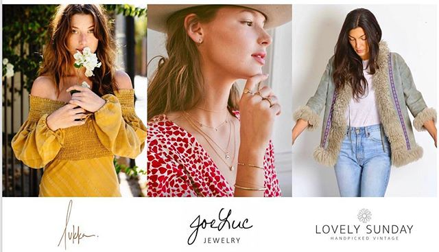 LOVE YOURSELF GIVEAWAY!  Lukka the Label, JoeLuc Jewerly and Lovely Sunday Vintage have teamed up to give you a Valentines Day treat! @lukkathelabel @joelucjewel @lovelysundayvintage  Win $100 to each shop! That's $300 to treat yourself 💗  To enter: 🌸Like this post 🌸Tag your friends 🌸Follow all 3 accounts above 🌸Post this on your story to receive an additional entry 💘Winner announced on Valentine's Day💘