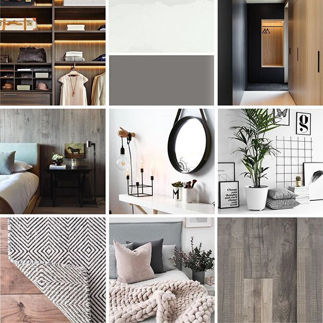 We've had a busy start to 2018 and haven't been keeping up with our weekly post! Here is a mood board sneak peak for a new project we're working on! . . . . #moodboard #inspiration #modelroom #interiordesign #design #finishes #architecture