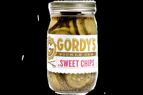 Gordy's Pickle Jar $10
