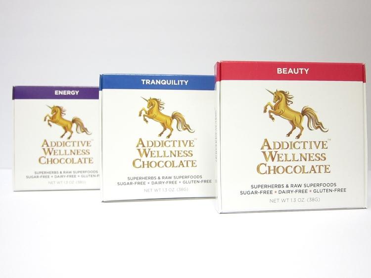 Addictive Wellness Chocolate