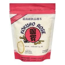 Kokuho Rose Sushi Rice