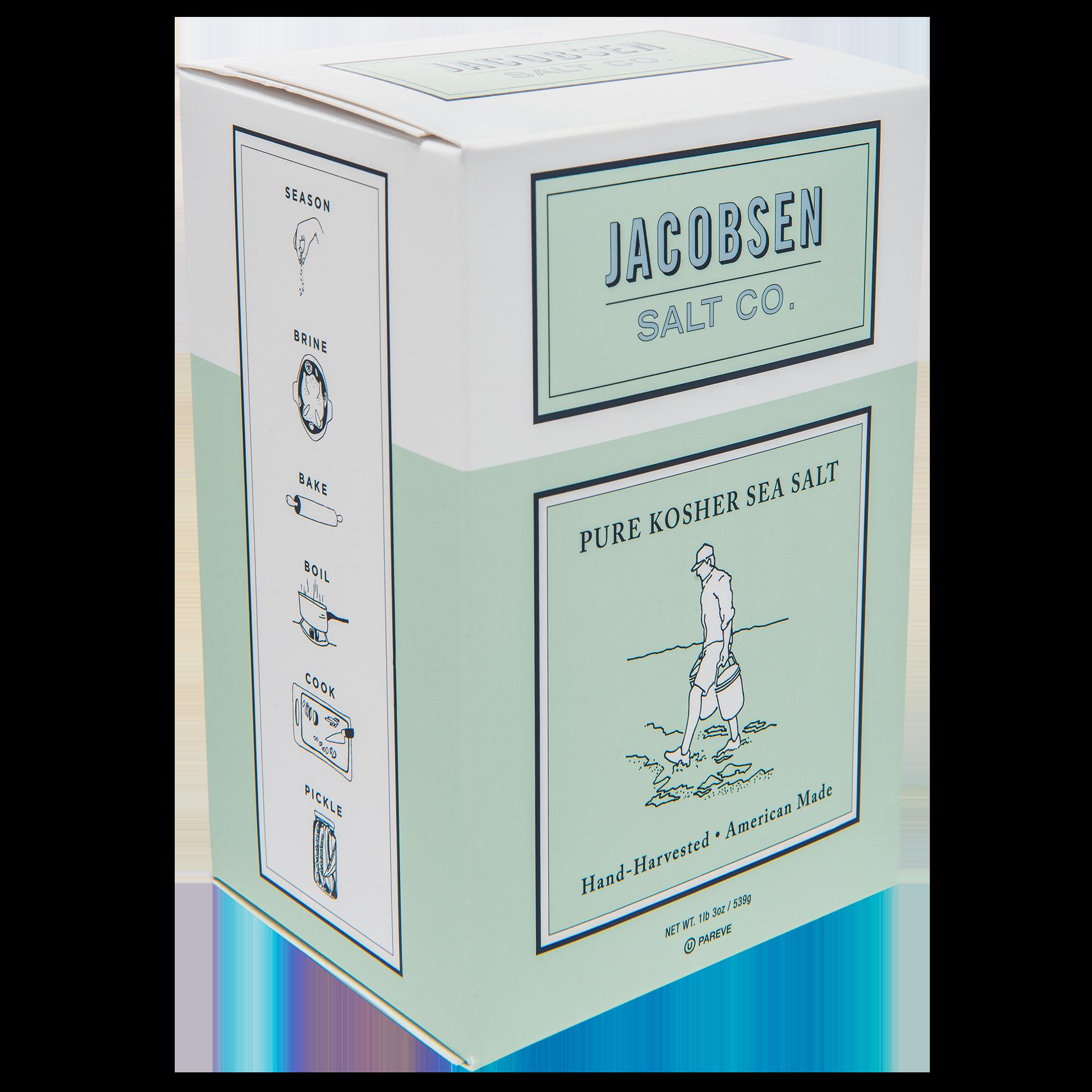 Jacobson Salt
