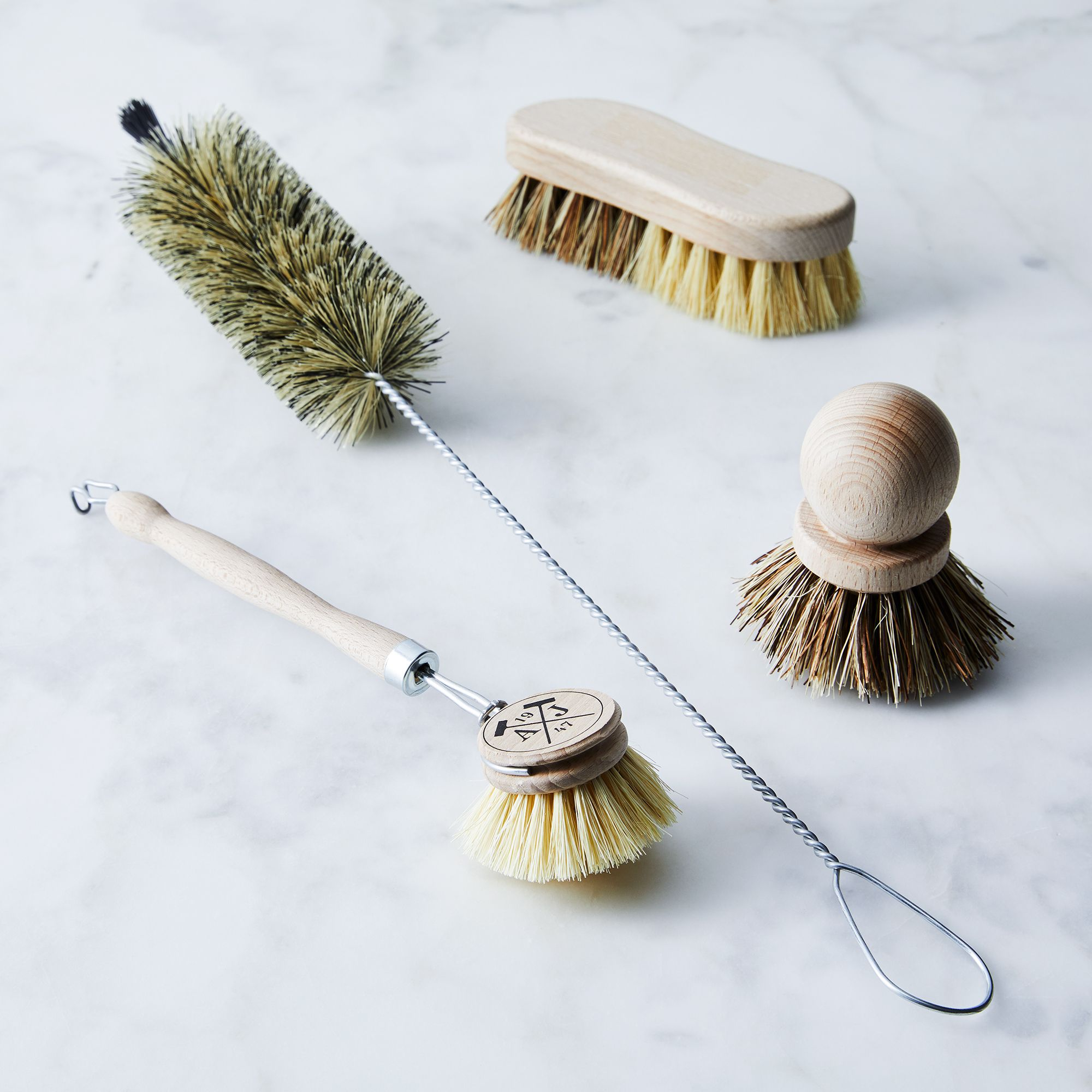 Woodensink Brushes