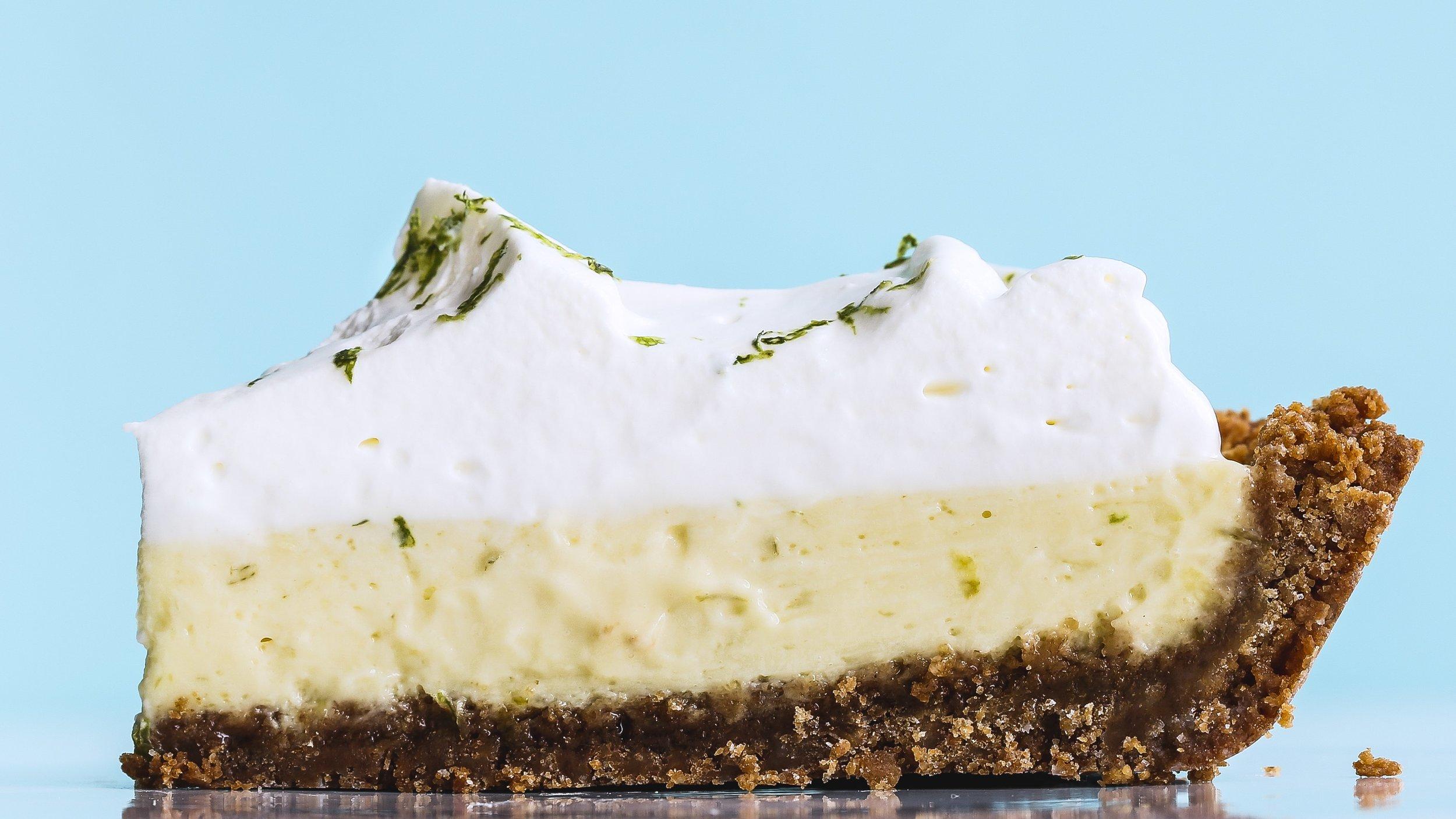 Alison Roman's Key Lime Pie