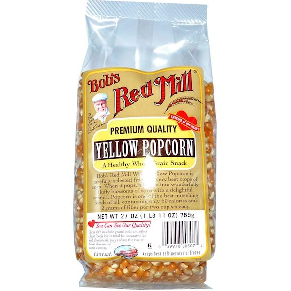 Bob's Red Mill Popcorn