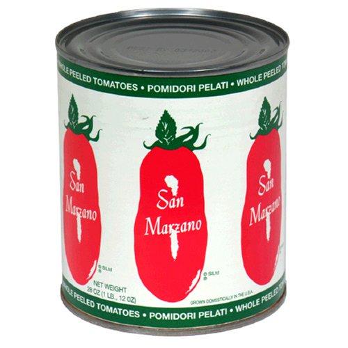 San Marzano Tomatoes