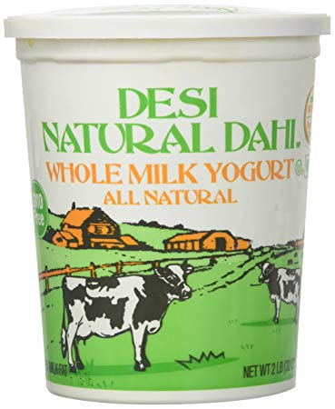 Desi Natural Dahi yogurt