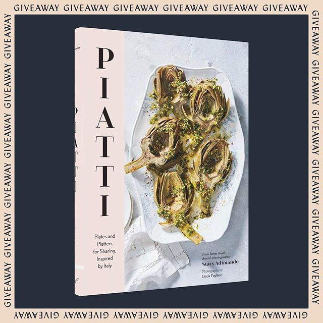 "we don't speak Italian but we're pretty sure 'Piatti' translates to something like ""everything we've ever dreamed about eating"" ✨ in collab with @chroniclebooks, we're giving away a copy of #PiattiCookbook, the new handbook to intimate Italian feasts from @saveurmag's EIC @stacy_adimando 🇮🇹 in other words, if your summer plans include overflowing platters piled with Italian flavor, stretching dinner gatherings for as long as you can, or gathering with friends as often as possible… you know what to do ⚡️ here's how to enter: - follow @pineapplecollaborative and @stacy_adimando - comment below & tell us what's on your Italian dinner party menu #PartneredPost"