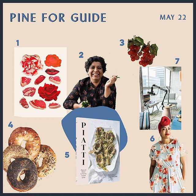 hole foods, Italian feasts, and fruity earrings 🍇 link in bio for the latest #pineforguide all about easing into summer, whether that's dinner partying with friends or solo streaming @asmakhanlondon's epi of @chefstablenetflix 🍴what do you #pinefor? Share with us below!  psst, don't forget to enter our #PiattiCookbook giveaway with @chroniclebooks