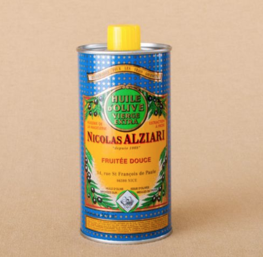 Alziari Oliver Oil from Provence