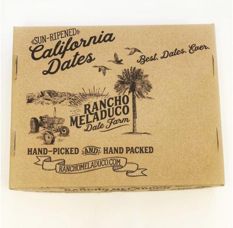 Rancho Meladuco Medjool Dates