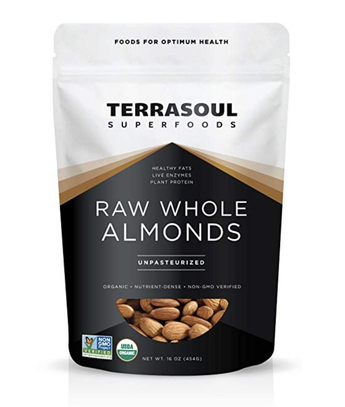 Terrasoul Almonds