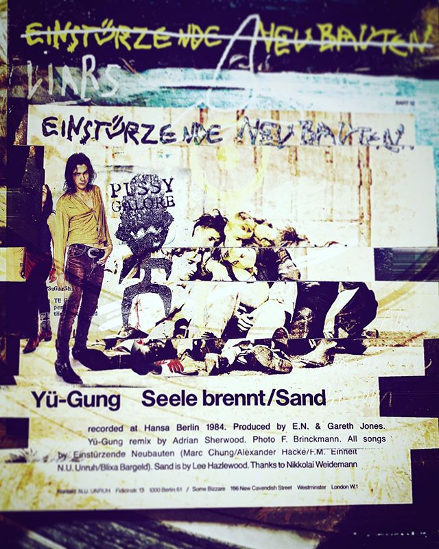 #einsturzendeneubauten #yügung #johnspencer #pussygaloreband #vinylcollection #glitch #glitchè #glitchartcollective #instaart #instaglitch  #onehundreddaysofloneliness #instavinyl  #vinylcommunity #vinyljunkie #vinylrecords #vinylcollectionpost #recordnerd #vinylnerd #tvg_music #ilovediscogs #industrialmusic #muterecords
