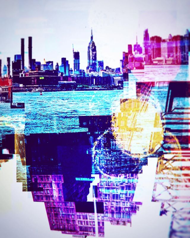 #newyork #empirestatebuilding #eastriver #nyc #manhattan #brooklyn #williamsburgrestaurants  #brooklynphotographer #brooklynphotography  #wabisabidesign #minimalism  #minimalismart #instaglitch #glitchartistcollective #glitchartistscollective #abstractart  #bpa_arts  #theundergroundgalleryfeature  #glitch #glitchart #glitchartist #netart #iphoneart  #instaart #instaglitch #surrealism #surreal42 #topnewyork #topnewyorkphoto #instaartist #glitchartist