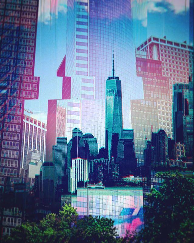 #oneworldtradecenter #whitehall #newyork #manhattan #politicalart #liberty  #glitchinthecity #minimalism #instaglitch #glitchartistcollective #glitch artists collective #abstractart  #bpa_arts  #wabisabiphotography  #theundergroundgalleryfeature  #glitch #glitchart #glitchartist #instaglitch #surrealism  #topnewyork #topnewyorkphoto  #newyorkphotographer #wabisabiart #glitchglue